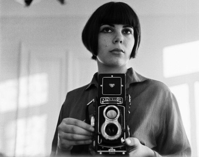Foto: Friedl Kubelka / 1966 /Foto portrait