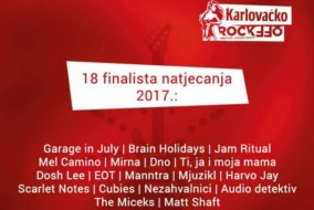 Karlovacko Rock Off 2017