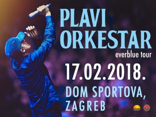 Plavi orkestar 1702 Zagreb