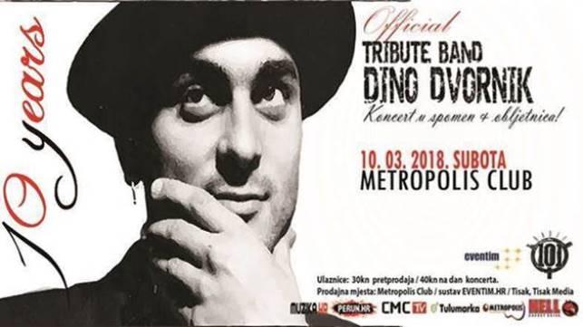 Tribute bend Dino Dvornik Metropolis