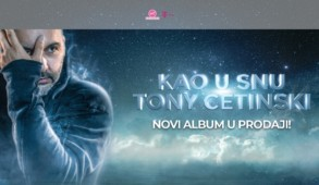 Tony FB Novi album u prodaji